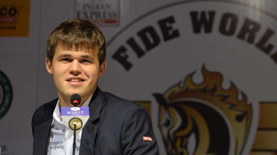 Schachweltmeister Carlsen: Der coole König