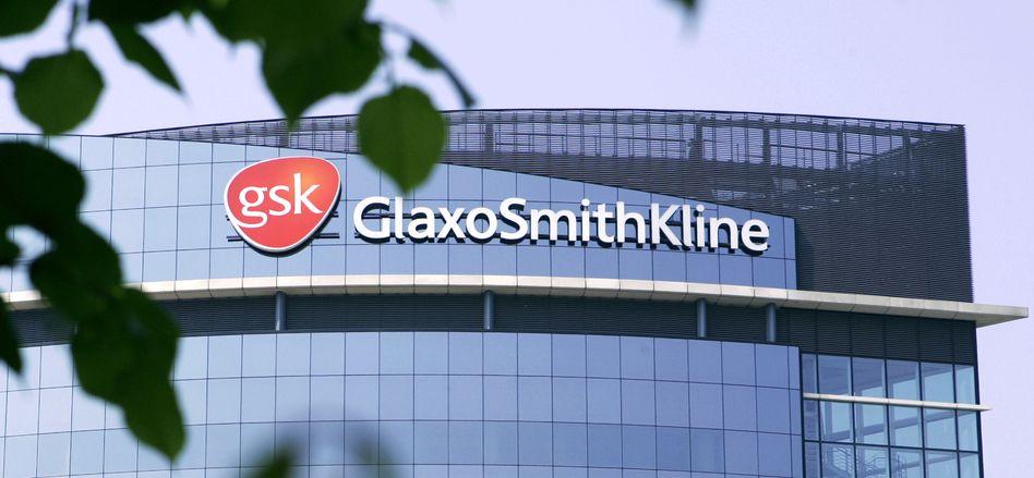 GSK-Hauptsitz in London: Strafe für zwielichtige Einverständniserklärungen