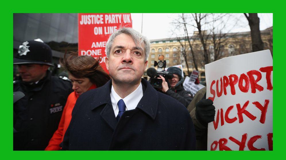 Ex-Minister vor Gericht: Der Fall Huhne
