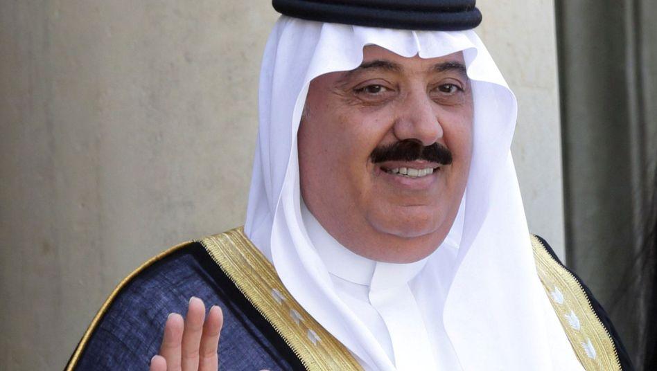 Prinz Miteb bin Abdullah