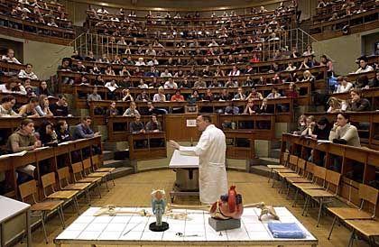 Vorlesung (an der Uni Leipzig): Was taugt die Lehre?