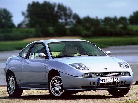 Schlussspurt: Die Produktion des Fiat Coupé soll demnächst auslaufen