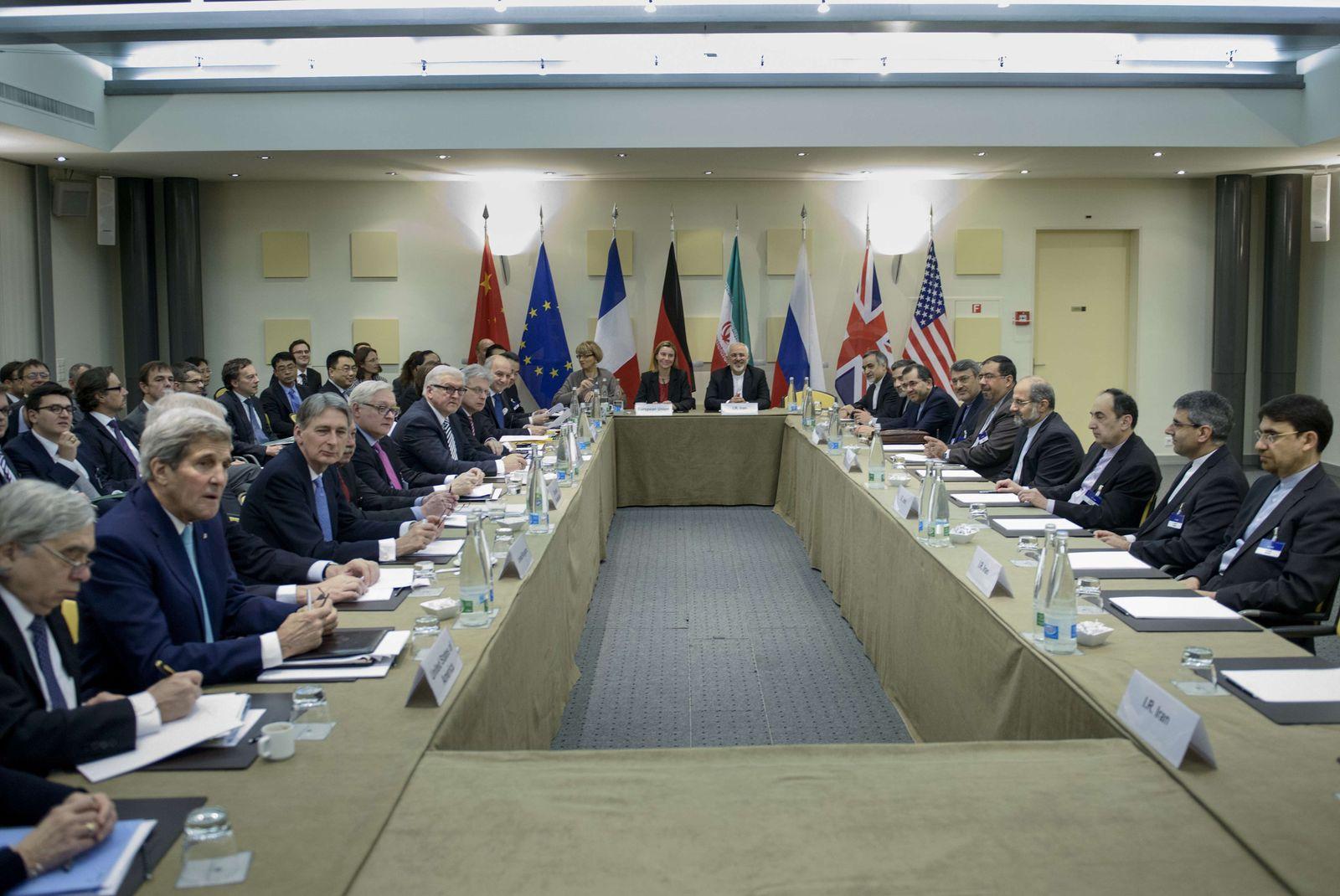 Atomverhandlungen Iran