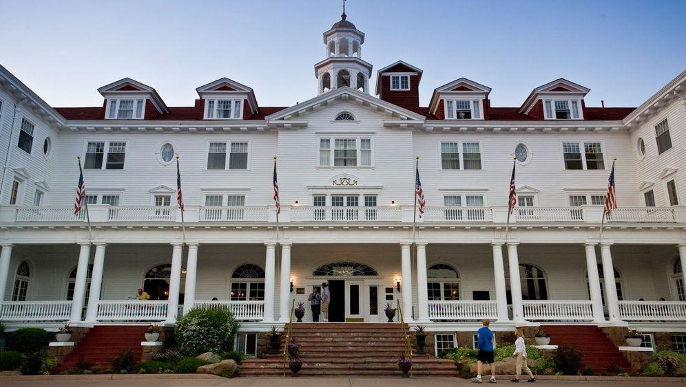 """Stanley Hotel in Colorado: """"Shining"""" ohne Ende"""