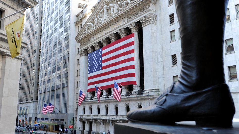 Wall Street: Ermittlungen gegen mehr als 200 Personen