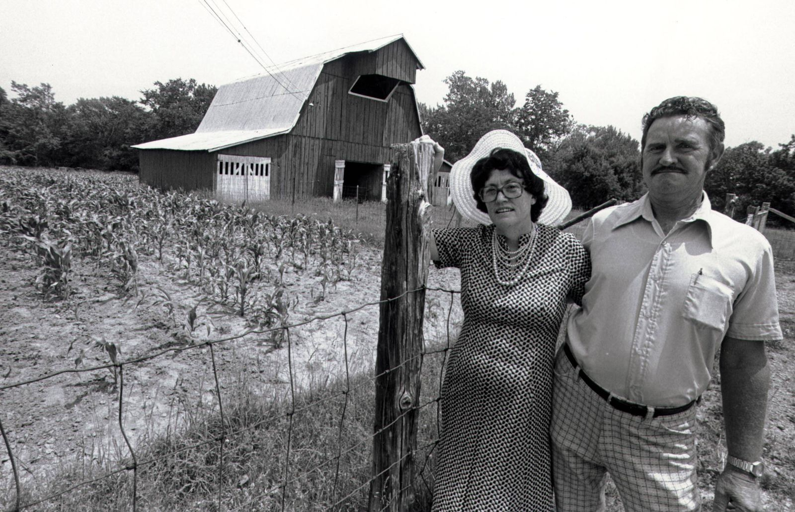 Jan 1 2011 28592 DOLLY PARTON S PARENTS AVIELEE AND ROBERT LEE PARTON PHOTOSUPPLIED BY PUBLICAT