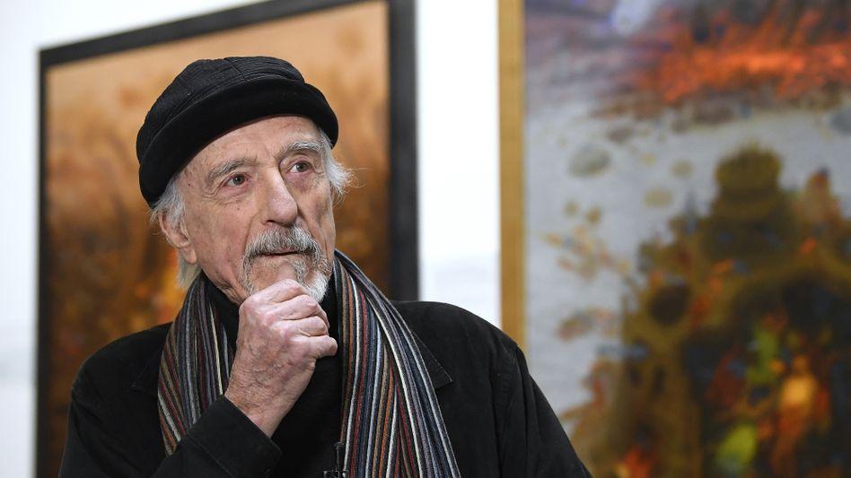 Arik Brauer (1929-2021)
