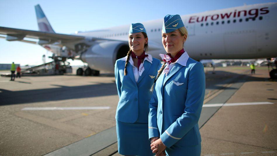 Eurowings in Köln/Bonn: Ruhepause für die Crew verzögerte Flug