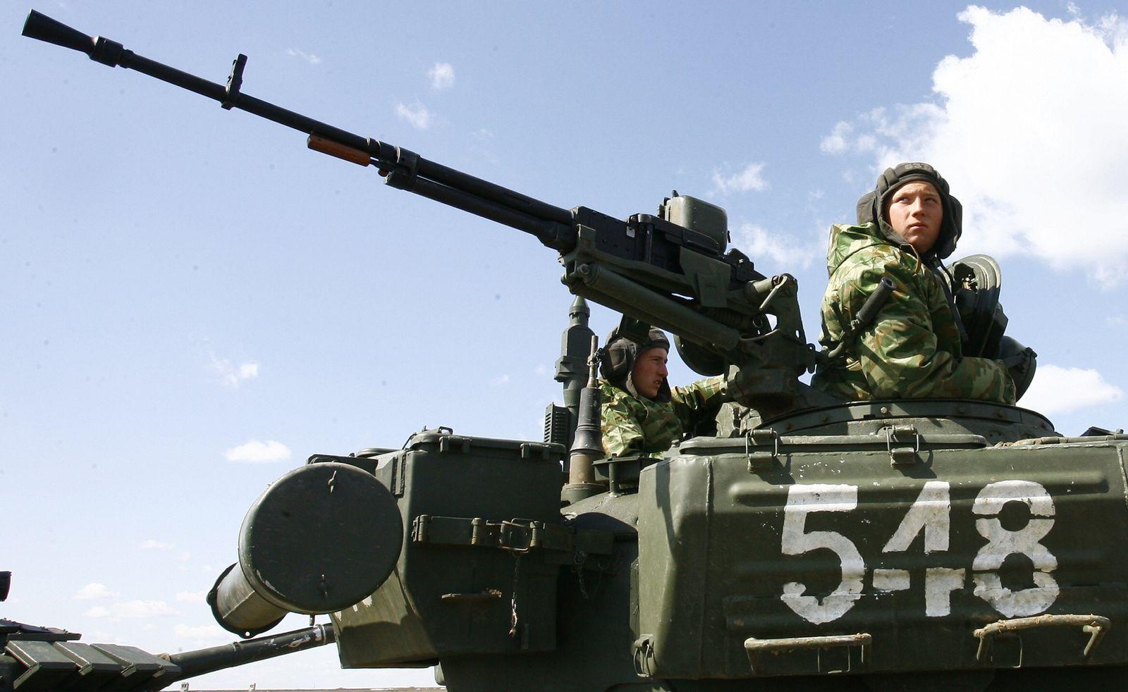 Russische Truppen
