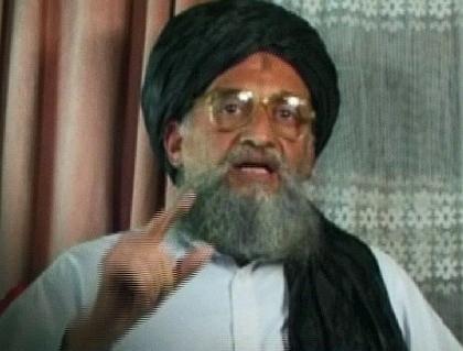 """Sawahiri (in einem früheren Video): """"Bush belügt euch"""""""