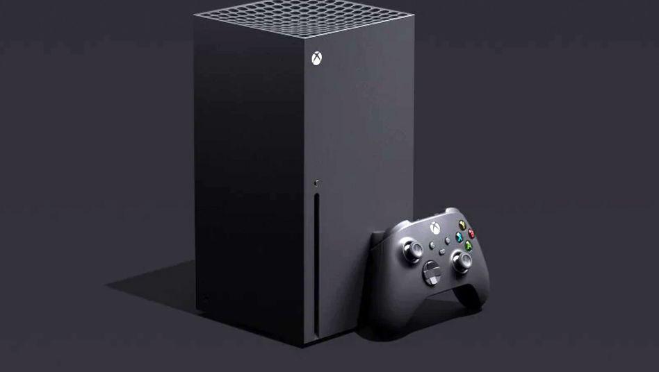 Xbox Series X: Die nächste Xbox-Konsole soll noch vor Weihnachten erscheinen
