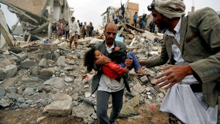 "Krieg im Jemen: ""Das saudi-arabische Vietnam"""