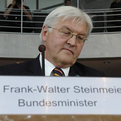 """Außenminister Steinmeier vor dem BND-Untersuchungsausschuss: Zu Unrecht auf die """"exekutive Eigenverantwortung"""" berufen"""