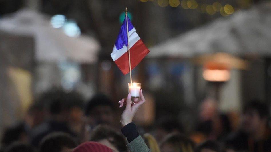 Trauernde Franzosen: »Der Horror ist zurück«