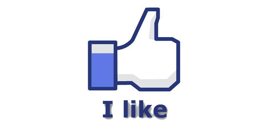 Facebooks Like-Button (Illustration): Spam-Verdacht bei exzessivem Gefallen