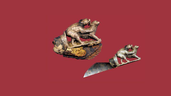 Ausgegraben: Luxus auch ohne Römer