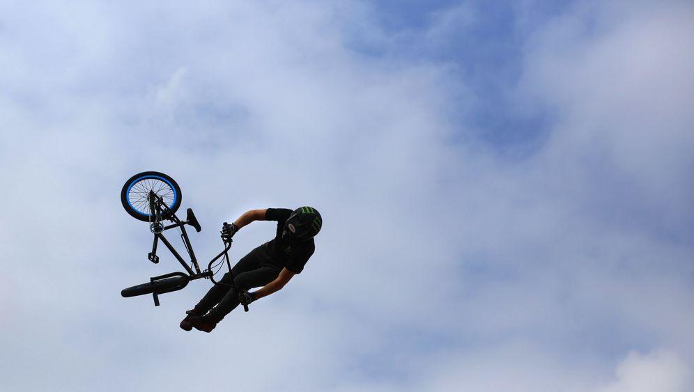 X-Games: Durch den Schlamm, durch die Luft