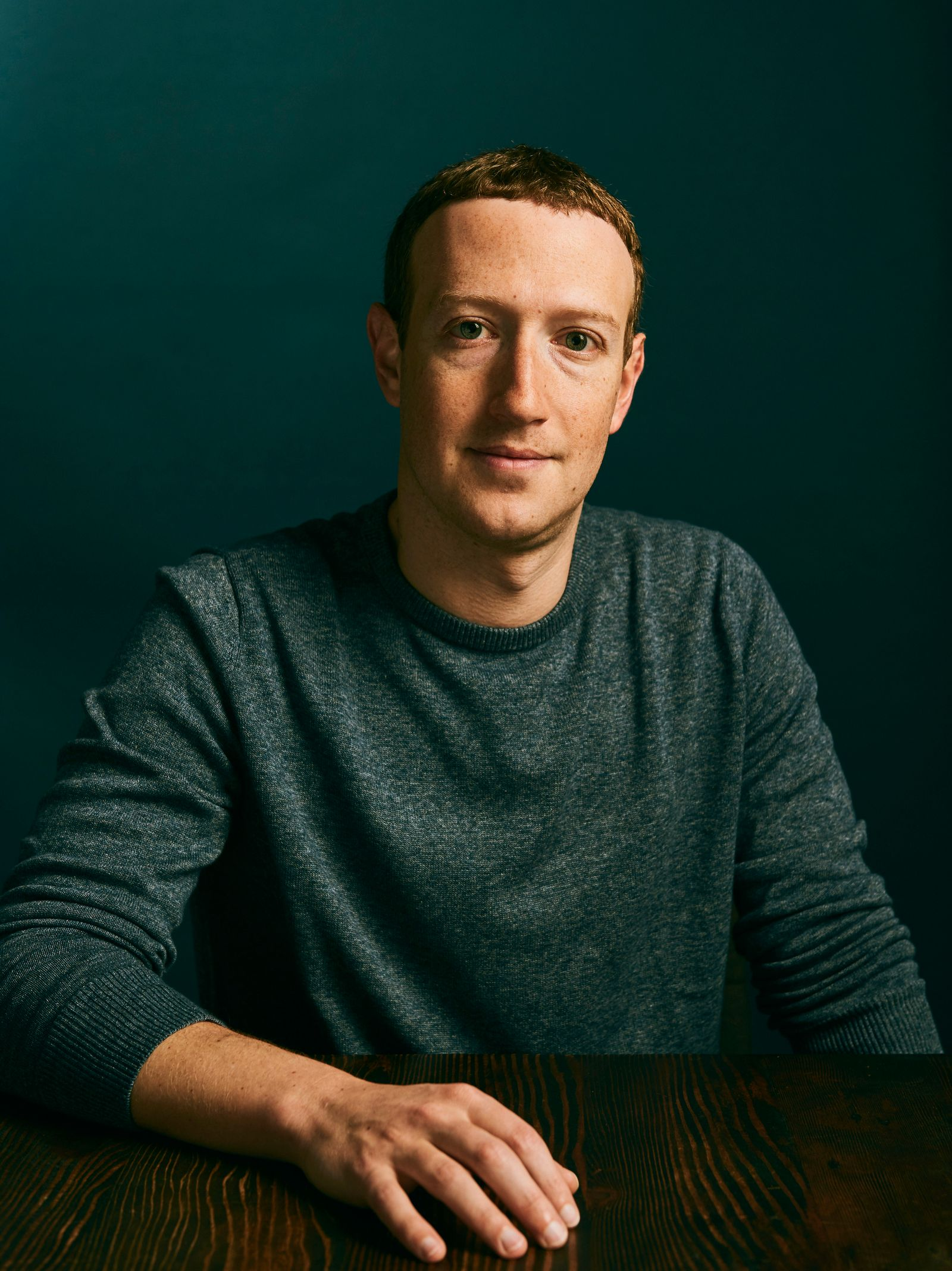 Mark Zuckerberg, the founder of Facebook, in Palo Alto, Calif, April 11, 2019.