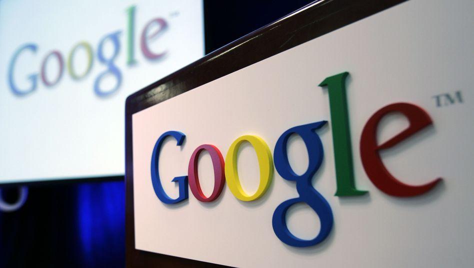 Google-Logo: Sympathieträger im Abschwung