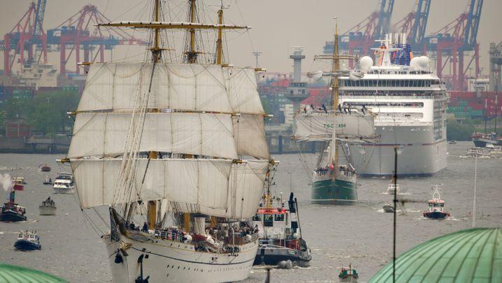"""Segelschulschiff: Was wird aus der """"Gorch Fock""""?"""