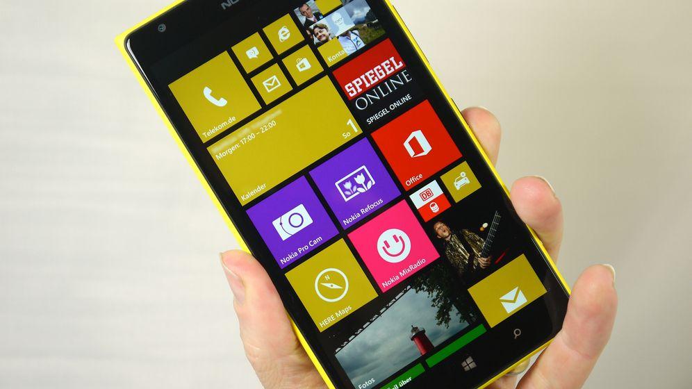 Lumia 1520 im Test: Das ist Nokias Riesen-Handy