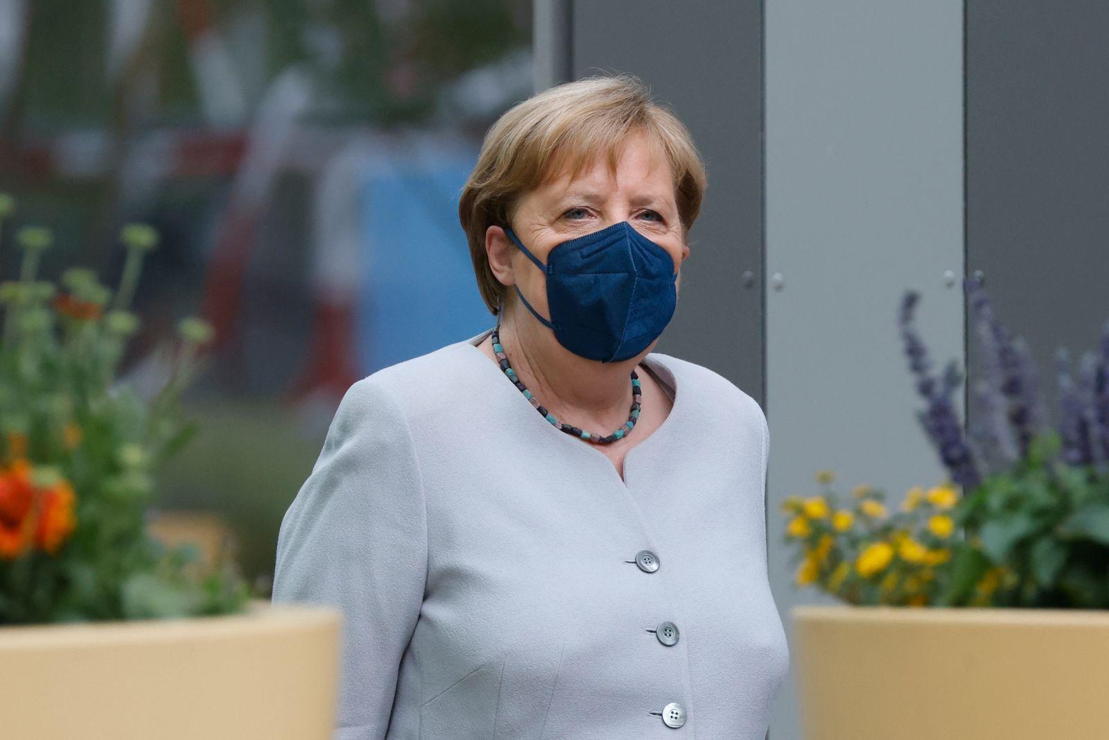 GERMANY-POLITICS-PARTIES-CDU-CSU-VOTE