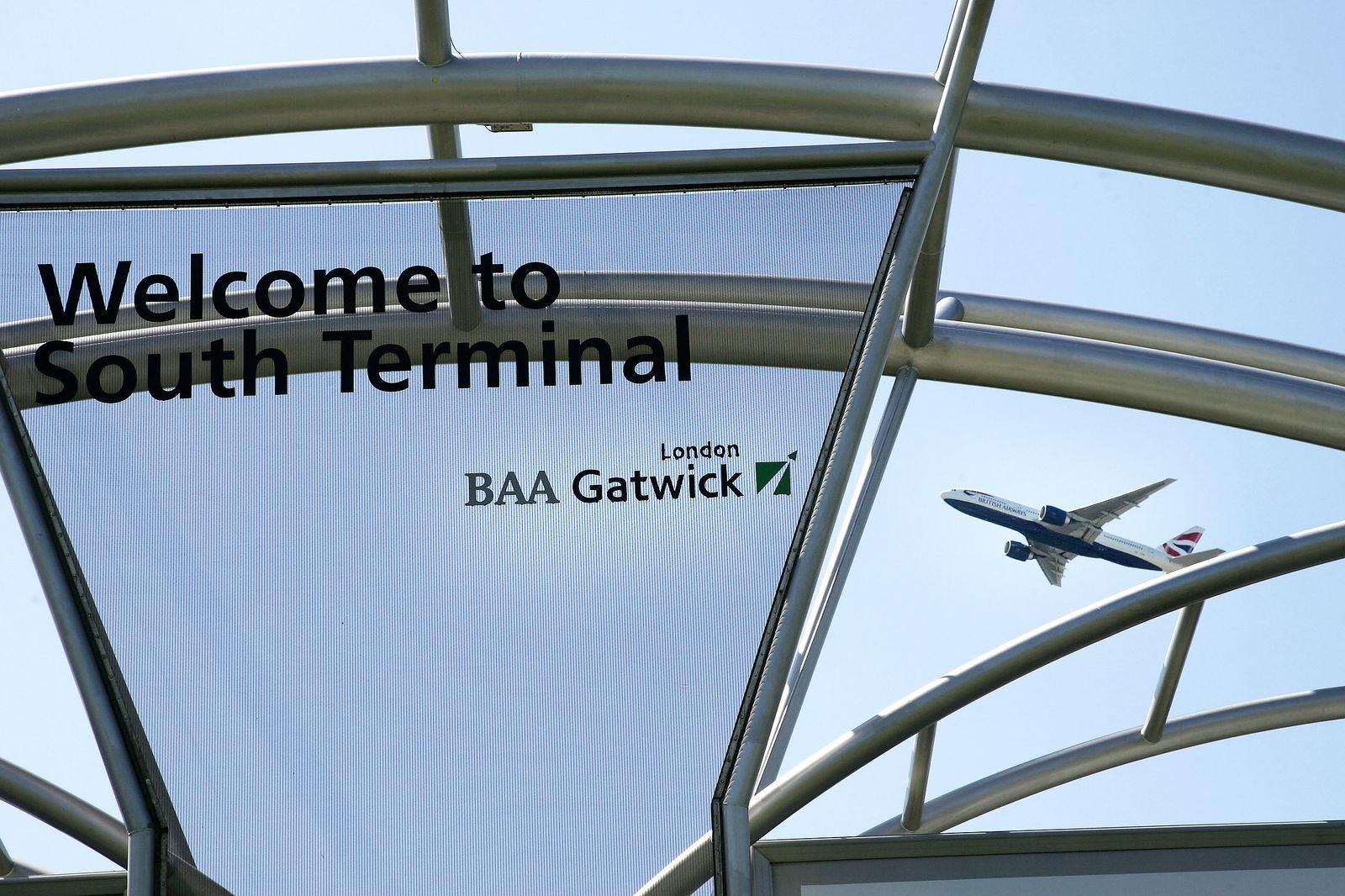Londoner Flughäfen / Gatwick