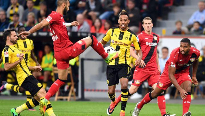 Bundesliga: Schwacher BVB verliert in Leverkusen