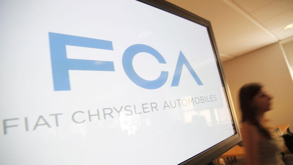 Neues Logo von Fiat Chrysler Automobiles: Siebtgrößter Autobauer der Welt