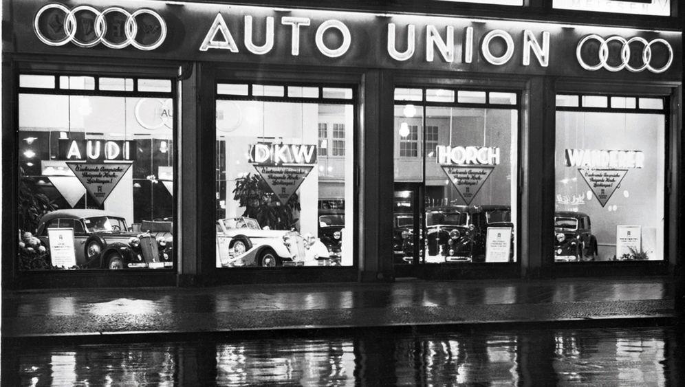 Audi-Vorgängerunternehmen: Zwangsarbeit bei Auto Union