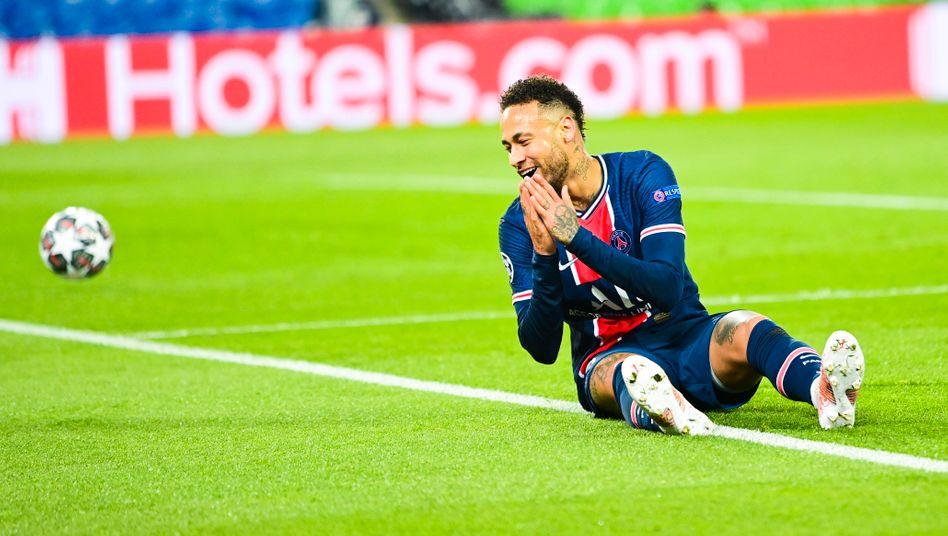Neymar nach dem Spiel: »Ich schulde dem Trainer und dem Team ein Tor«