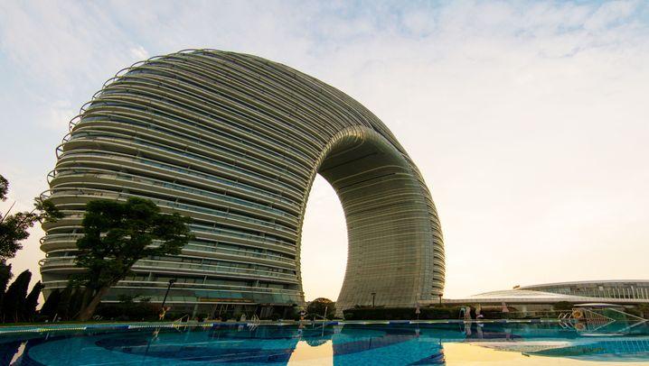 China: Ende der Gaga-Architektur