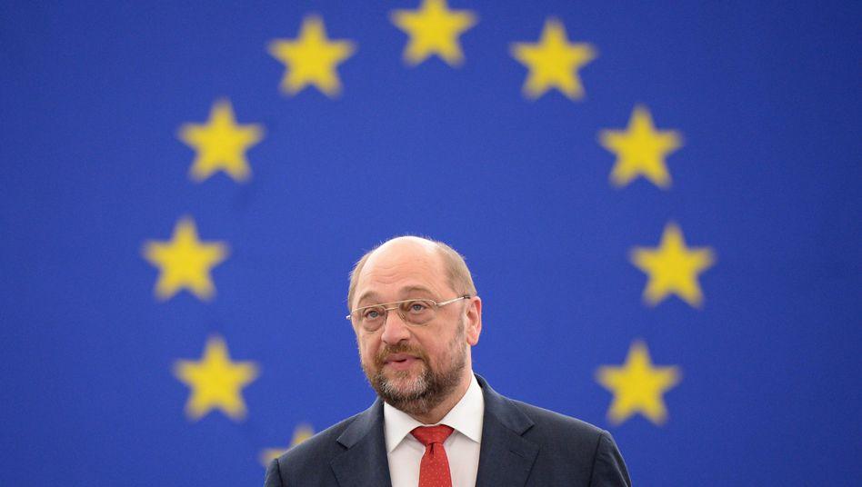 EU-Politiker Schulz: Maastricht-Kriterien müssen soziale Aspekte berücksichtigen