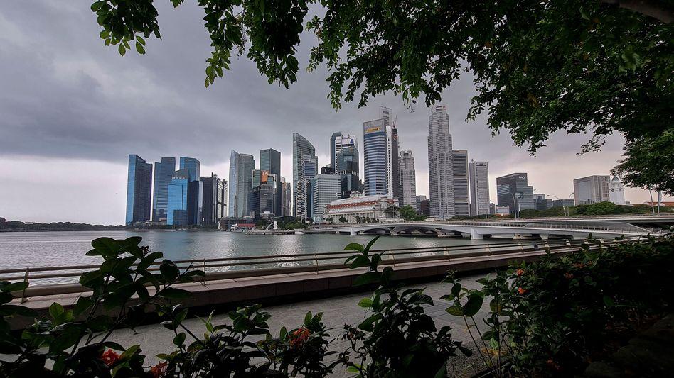 In Singapur (Bild) wollte ein 16-Jähriger wohl die Christchurch-Attentate nachahmen