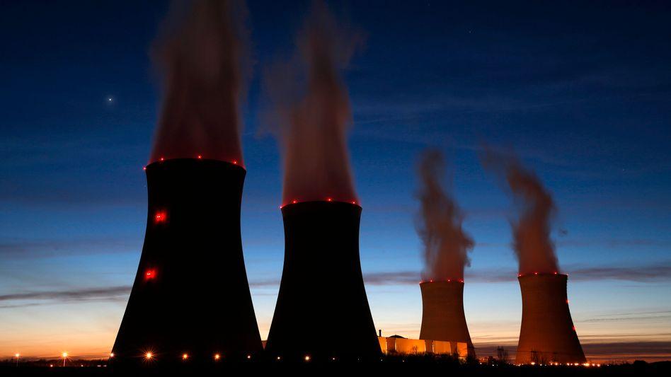EDF-Atomkraftwerk Dampierre: Soll 50 Jahre laufen dürfen