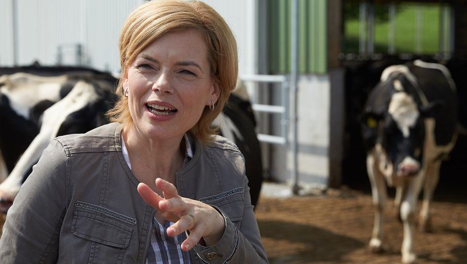 Landwirtschaftsministerin Julia Klöckner