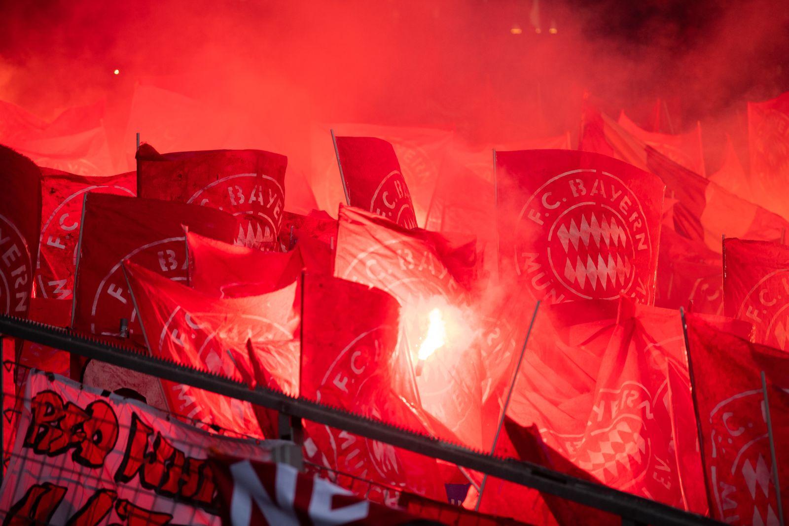 1899 Hoffenheim - Bayern München