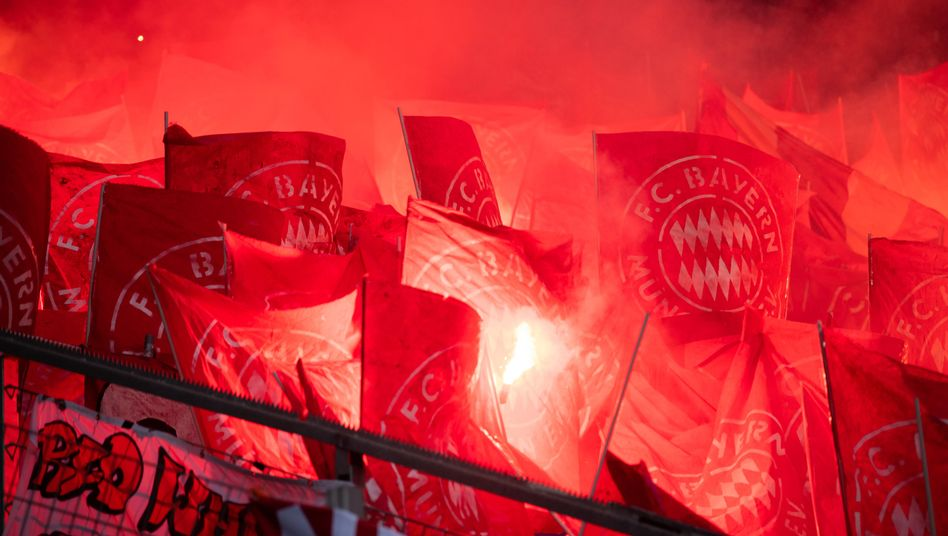 """Bayern-Fans in Sinsheim am vergangenen Bundesliga-Spieltag: """"Lauthals lachen mussten wir"""""""