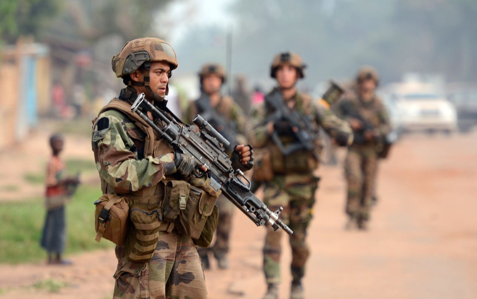 zentralafrika mission