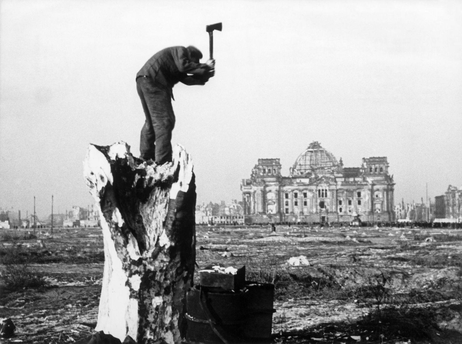 Brennstoffversorgung in der Berliner Nachkriegszeit