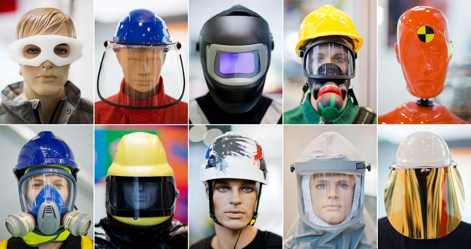 Arbeitsschutz/ Kopfbedeckung