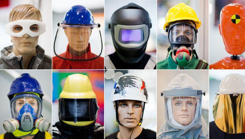 Helm auf: Für die Sicherheit sind Arbeitgeber wie auch Mitarbeiter verantwortlich