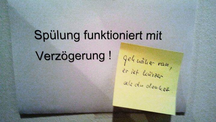 Brüller, Smiley, Poet: Typologie der Büro-Zettelkrieger