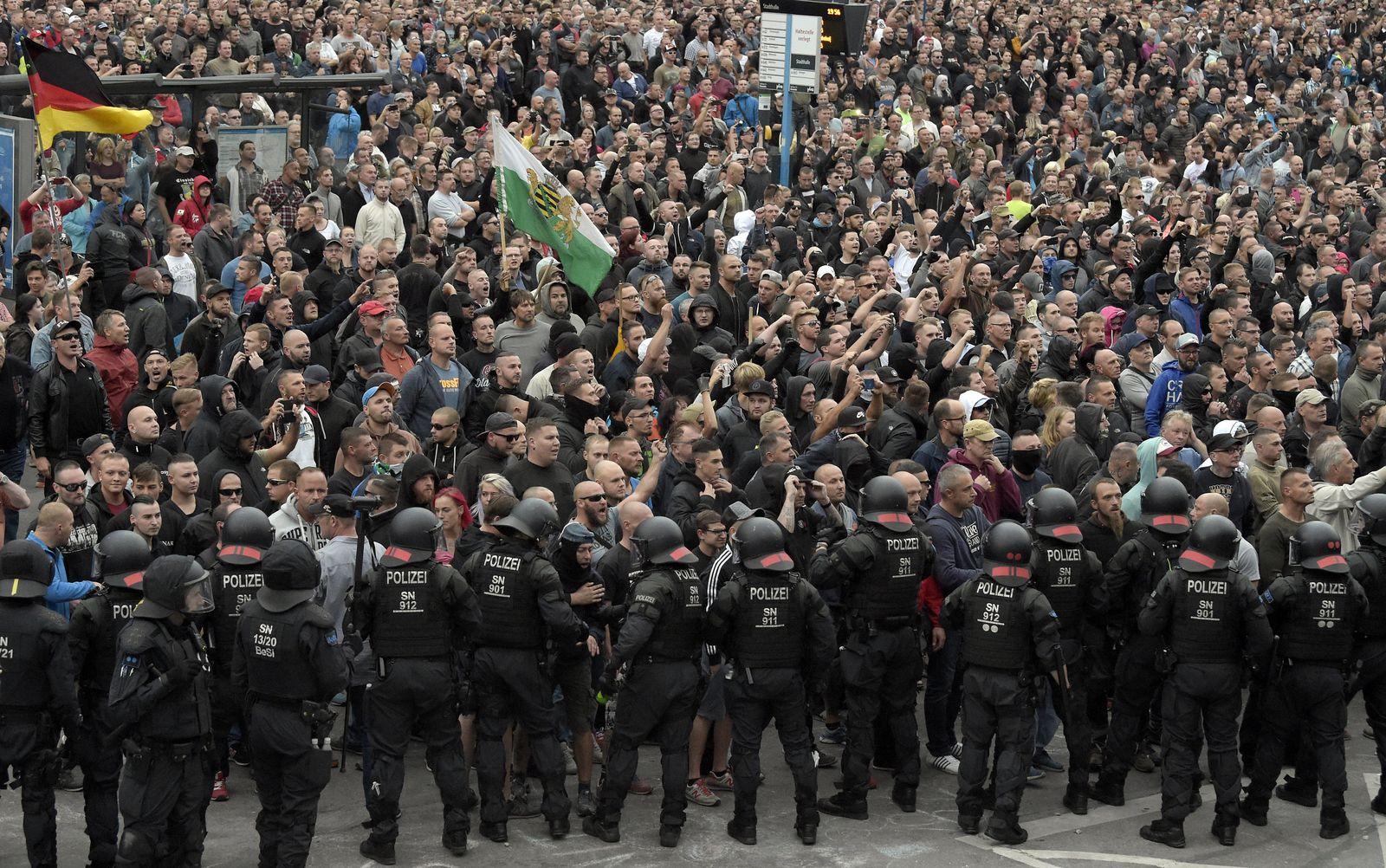 Chemnitz/ Demo