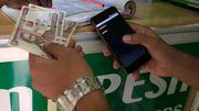 Cash aufs Handy