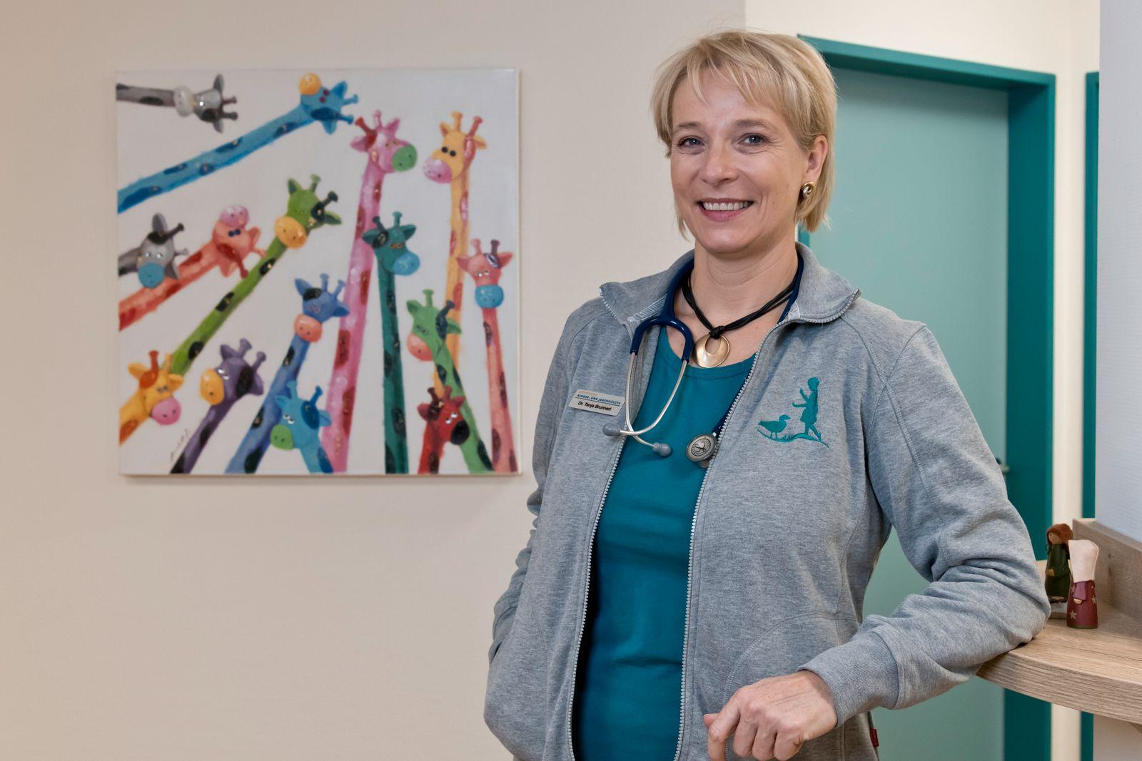 Dr. Tanja Brunnert, Kinderärztin in Göttingen