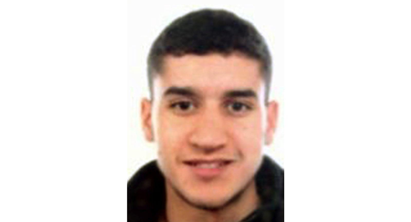 EINMALIGE VERWENDUNG Younes Abouyaaqoub