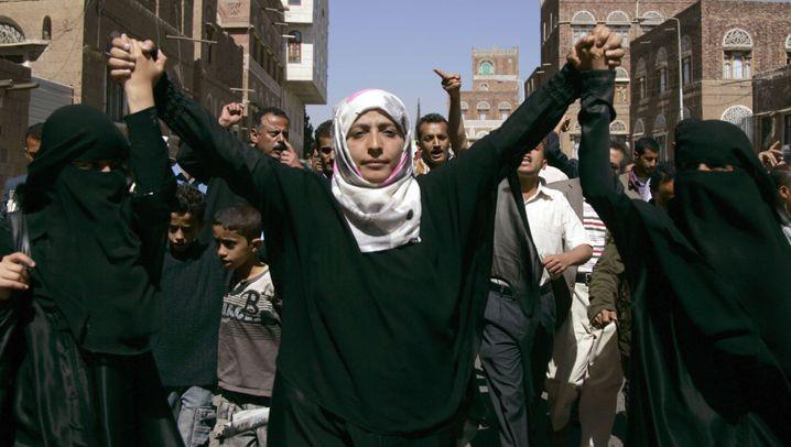 Nobelpreisverleihung 2011: Drei Frauen, drei Kämpfe, drei Preise