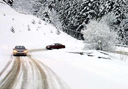 Winterreifendebatte: Ganz klar, hier herrschen winterliche Bedingungen