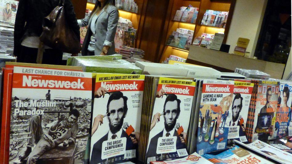 """Nachrichtenmagazin """"Newsweek"""": Die Online-Generation lacht über diese Trägheit"""